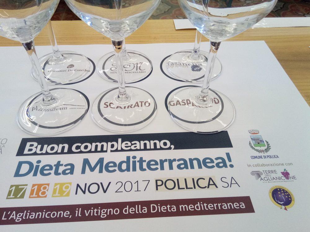 Degustrazione dell'Aglianicone a Palazzo Vinciprova a Pioppi