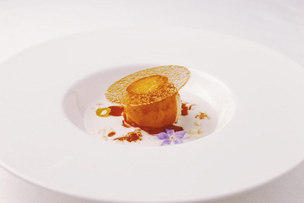 Dessert a cura dello chef Cuomo