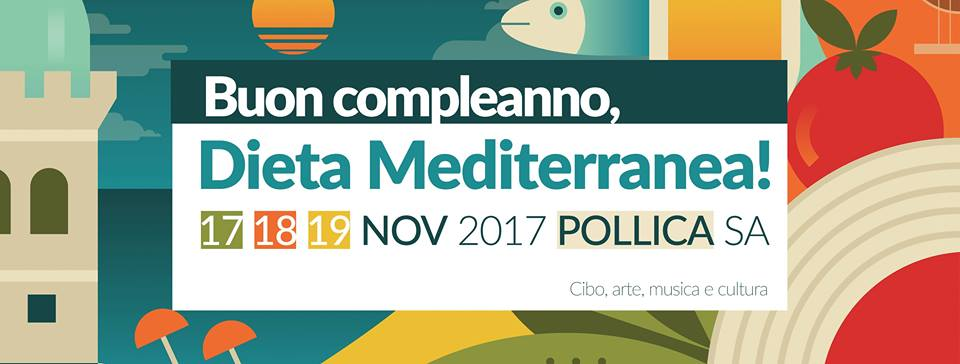 Dieta mediterranea, il 17 e il 18 novembre a Pollica