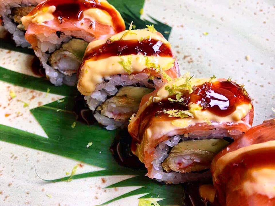 Misaki, Sushi Roll