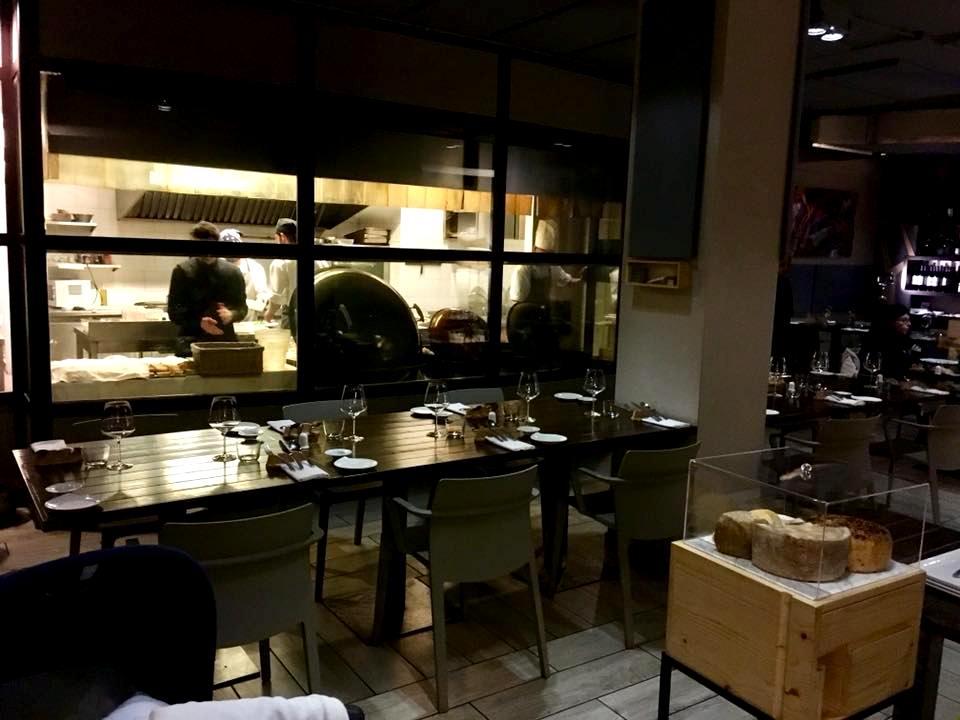 Meatin, La Cucina, Il 16.9 Sulla Sala