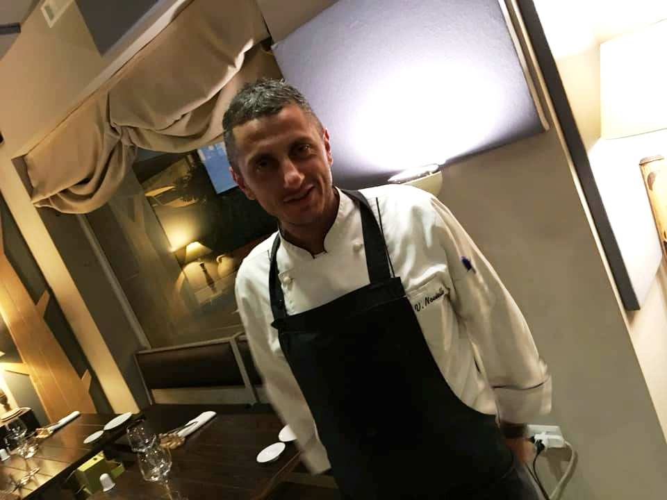 Lo Chef Vincenzo Noviello