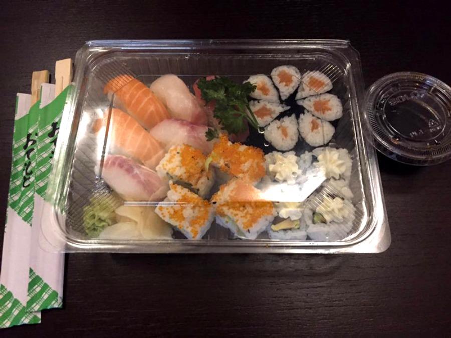 Pessimo Sushi Take Away