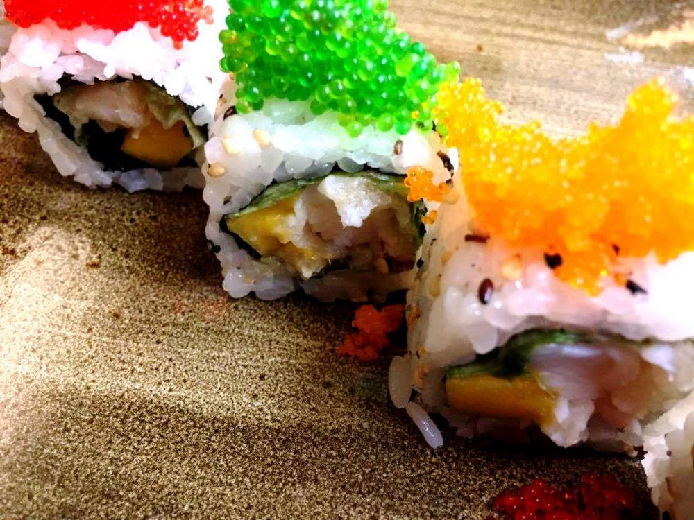 Misaki, Lobster & Mango Roll