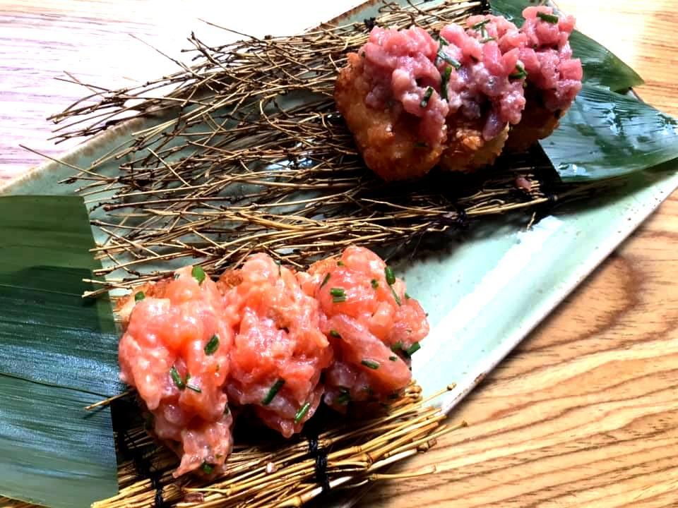 Misaki Sorrento, Crispy Rice Cubes