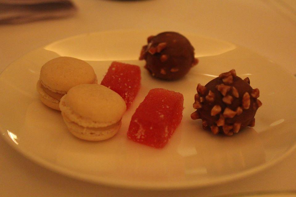Four Seasons Hotel Milano, Coccole finali