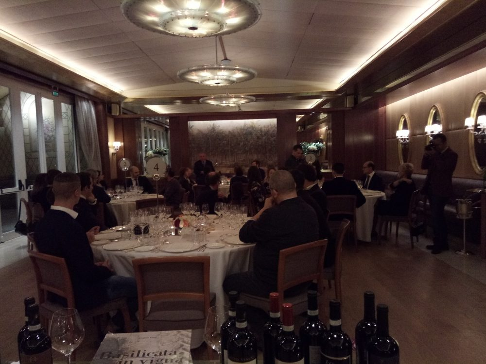 Four Seasons Hotel Milano, Sala da pranzo