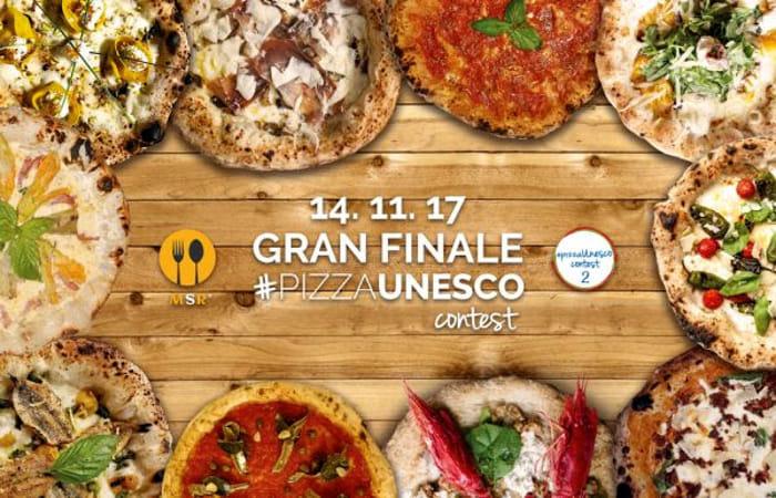 Gran finale Unesco, community mondiale dei pizzaioli