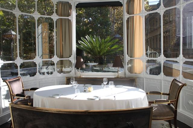 Hotel Majestic - La sala interna del ristorante