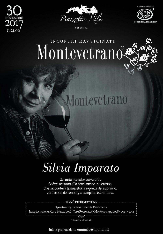 Incontri Ravvicinati, Silvia Imparato