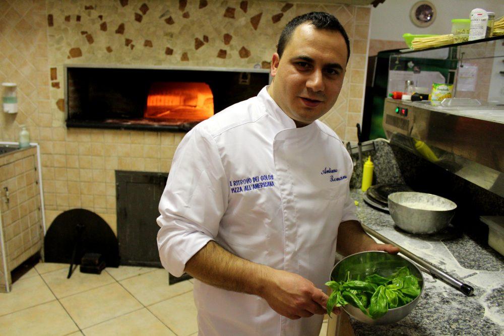 Il Ritrovo dei Golosi – Antimo Romano al forno