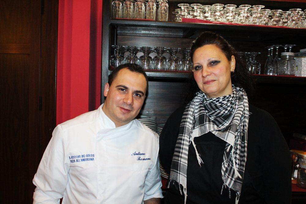 Il Ritrovo dei Golosi – Antimo Romano e Elena Tatiana Siciliano