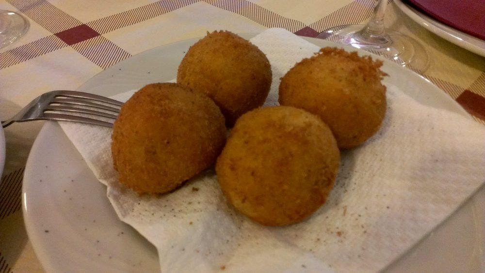 Il Ritrovo dei Golosi – le pallottole di patate
