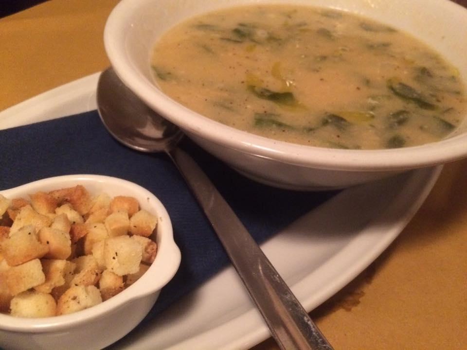 La Bitta, zuppa di ceci e bieta