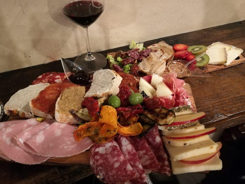 La Prosciutteria Napoli - Tagliere cena