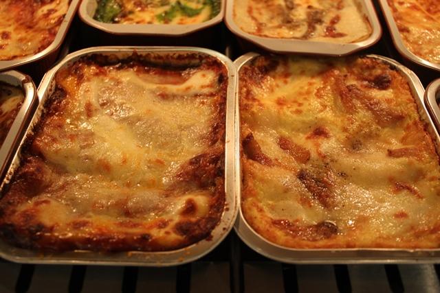 LasaGnam, lasagne