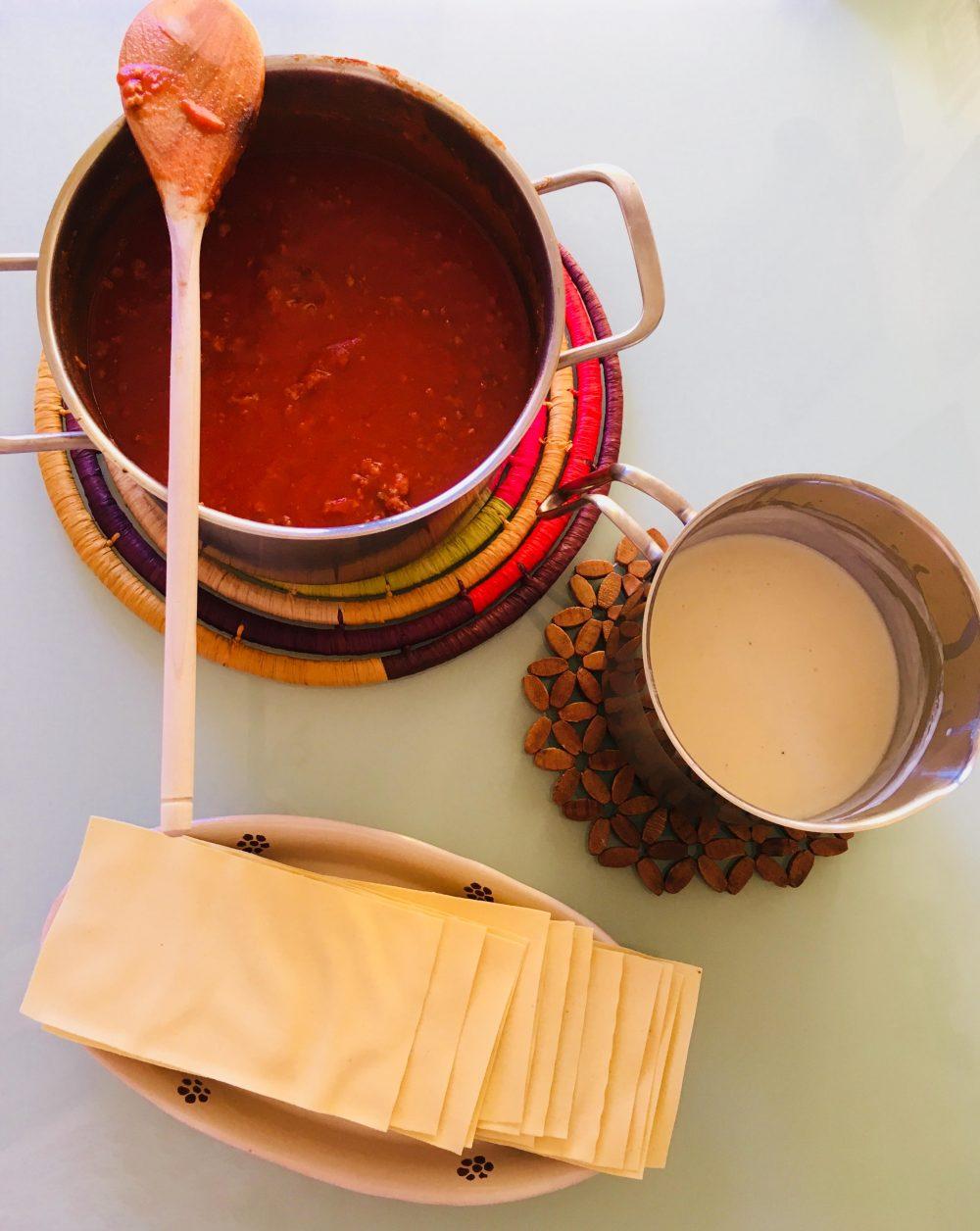 Le lasagne bolognesi