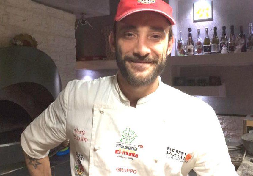 Pizzeria El Munta, Mario Delcastro