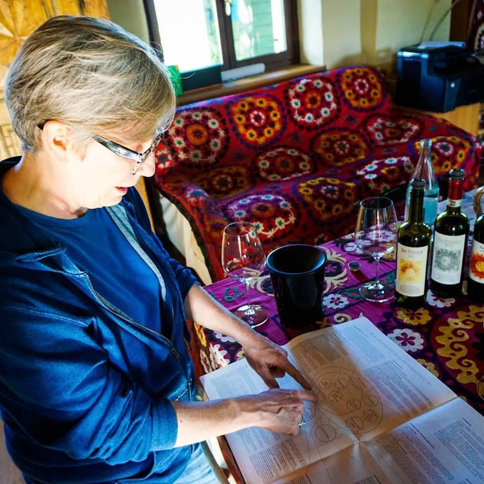 Nicoletta Bocca (foto Joanie Karapetian)