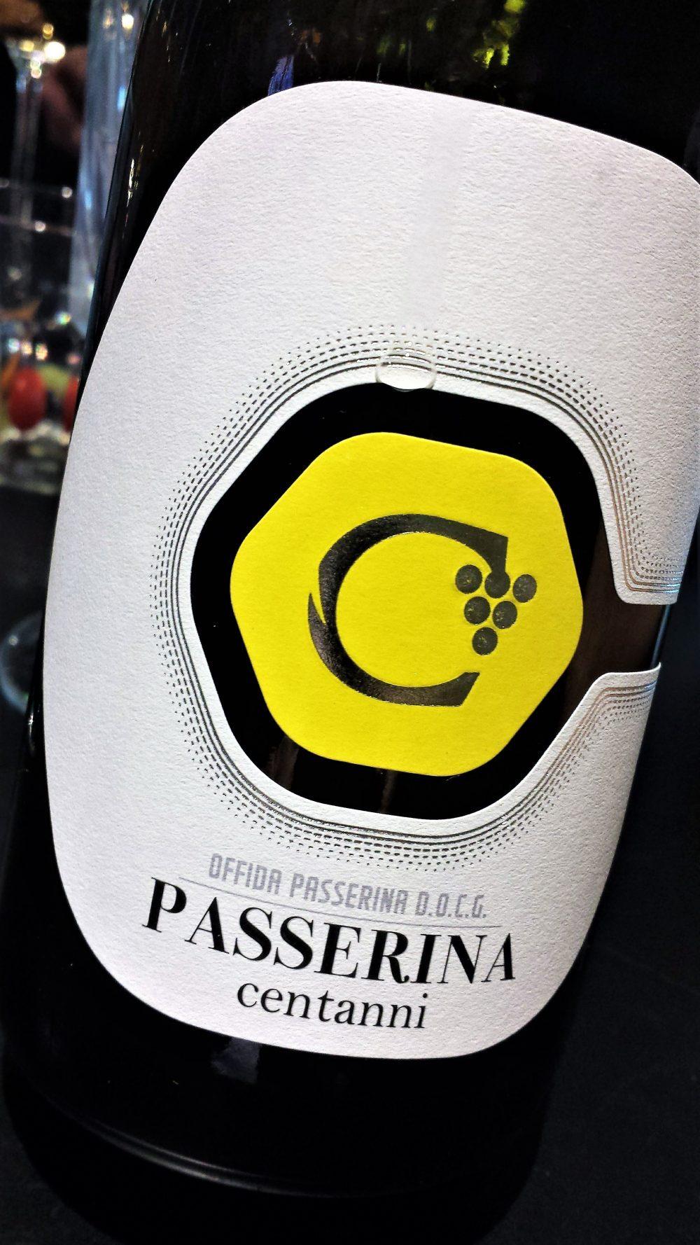 Offida Passerina 2016, Centanni