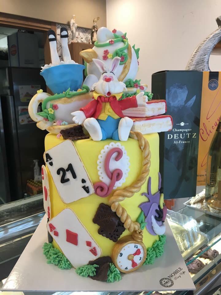 Pasticceria Nobile - torta creativa