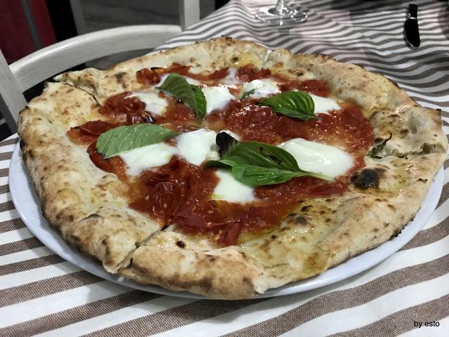 PizzaArt bufala san marzano e tumminia