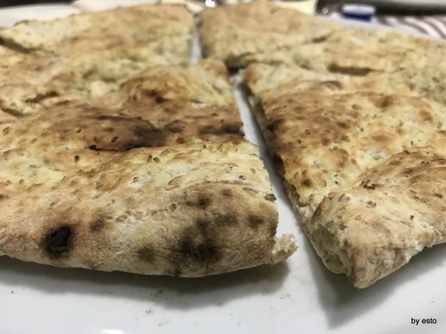 PizzaArt focaccia di tumminia