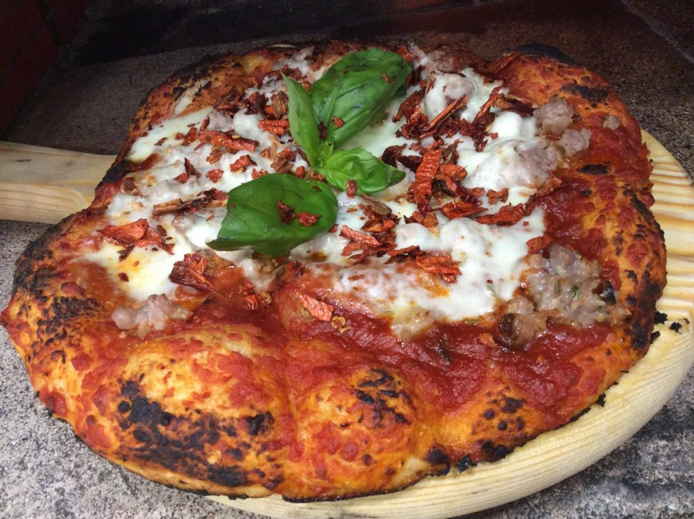 Pizzeria Elite Rossi, La Mora Casertana