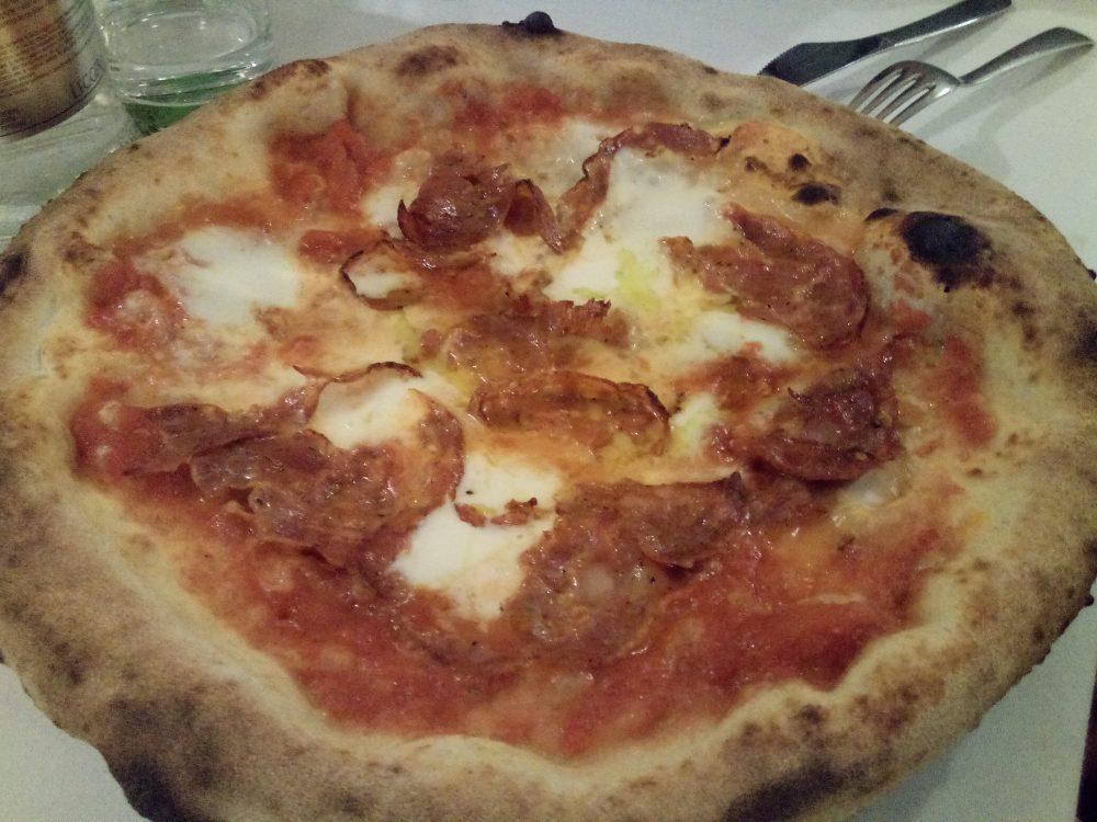 Ristorante Pizzeria Il Ghiottone, Pizza Il Diavolone