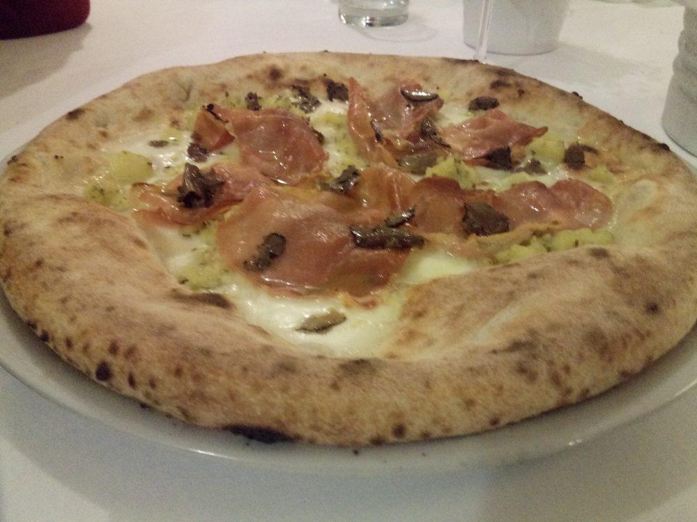 Ristorante Pizzeria Il Ghiottone, Pizza la Boscaiola