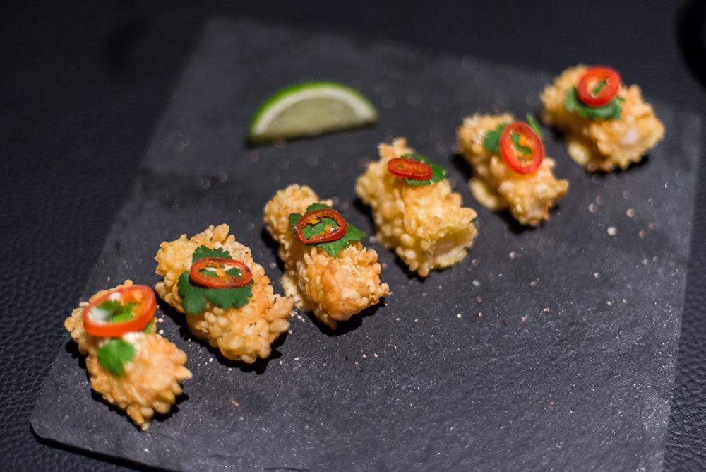 Sticks'n'Sushi, Crispy Prawn Tempura Bites