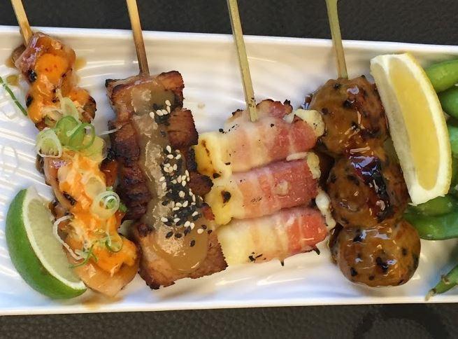 Sticks'n'Sushi, Yakitori