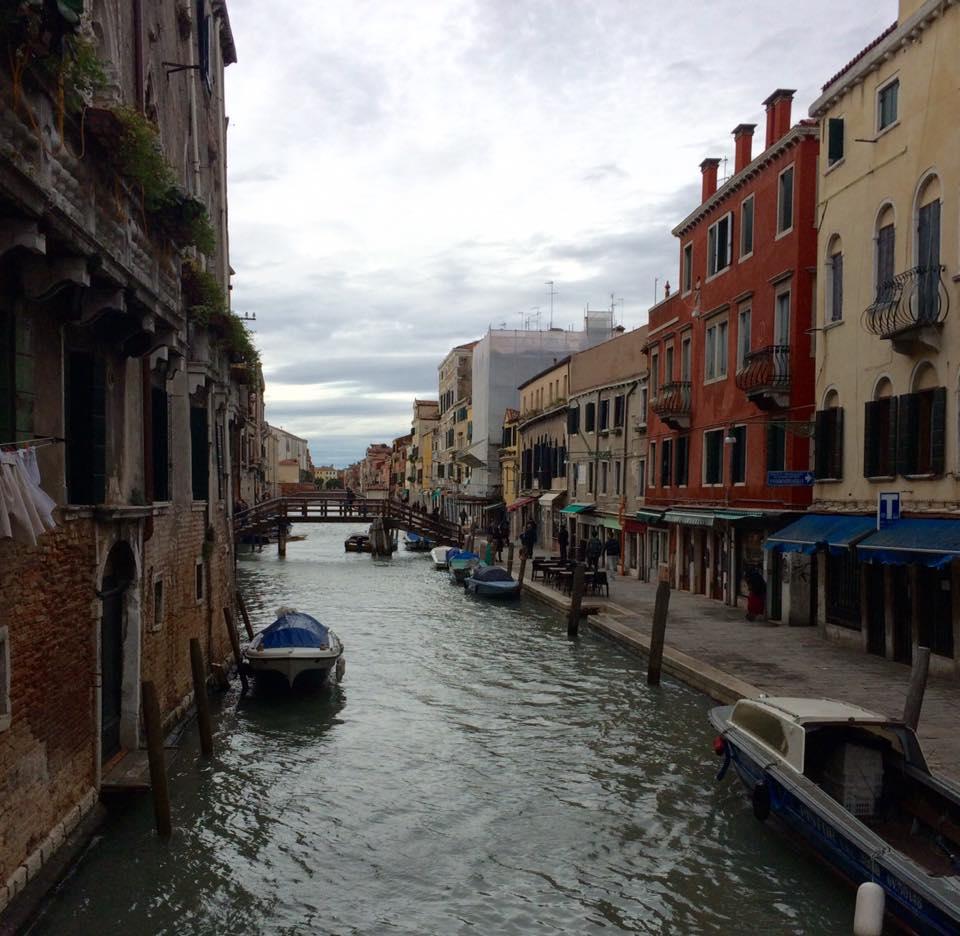 Venezia, Cannaregio, verso il Paradiso Perduto