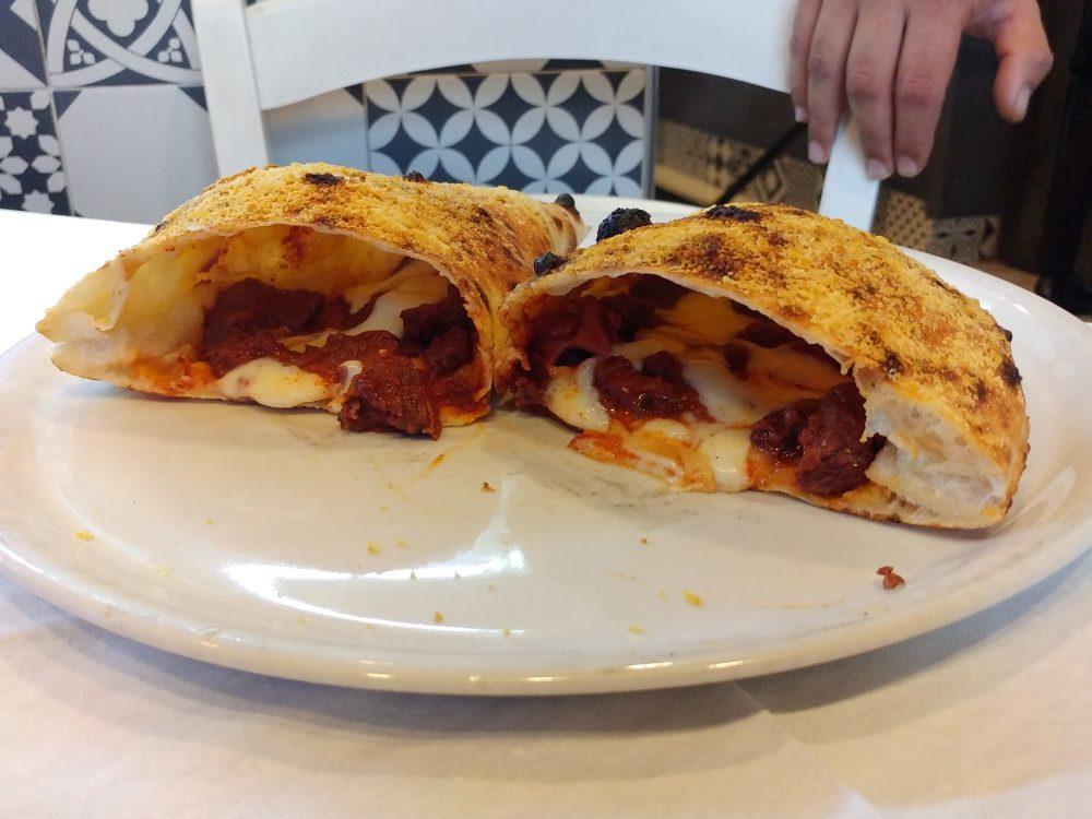 Viaggio al centro del Soffritto a Napoli e in Campania - Pizzeria Franco