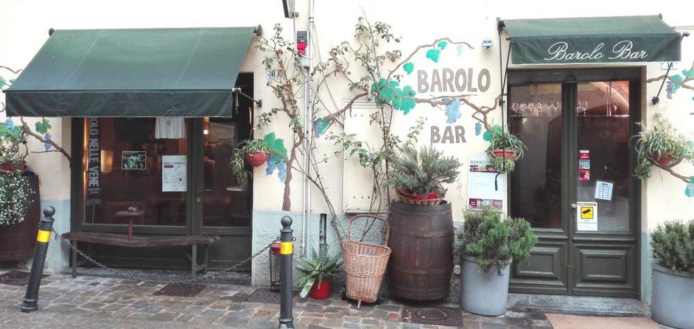 Barolo bar, esterno