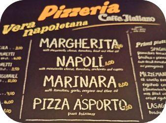 Pizzeria Firenze, Caffe' italiano Enzo