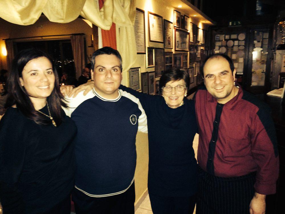 Rita con me, Nunzia e Lorenzo