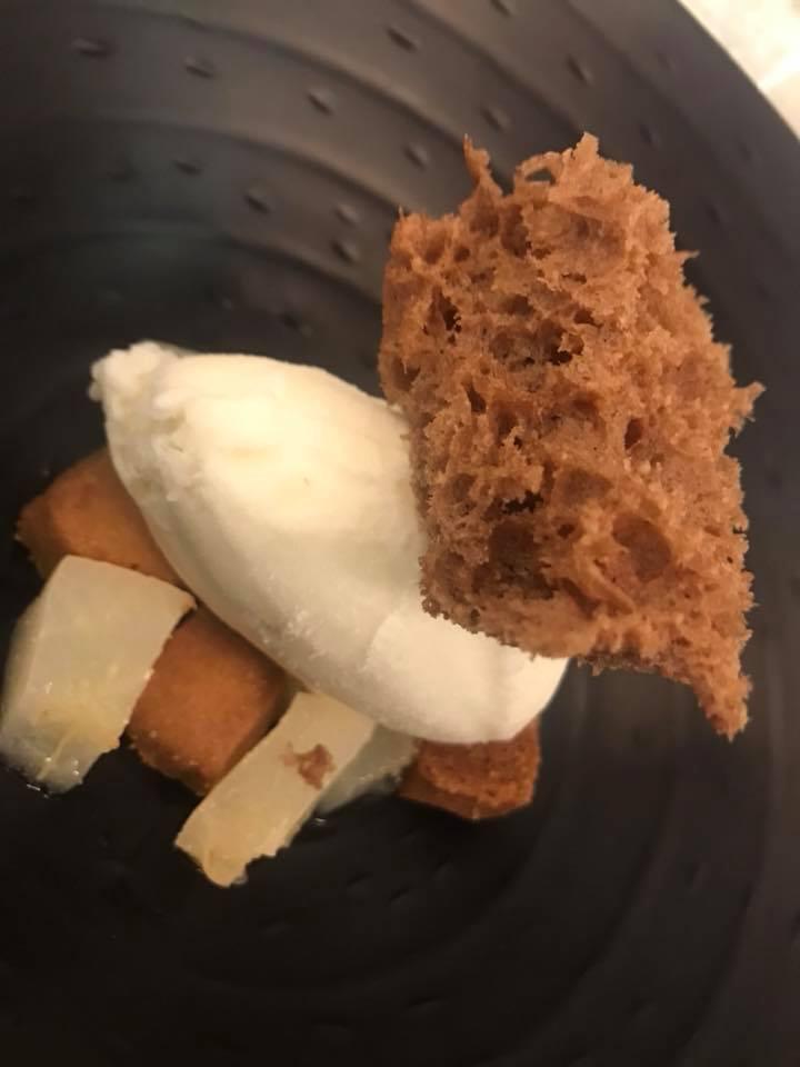 Piazzetta Milu', il dessert