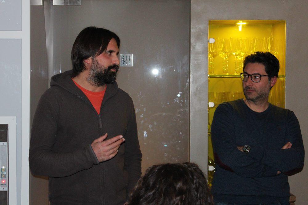Bistrot26 Mario Basco e Andrea Occhipinti da Gradoli VT