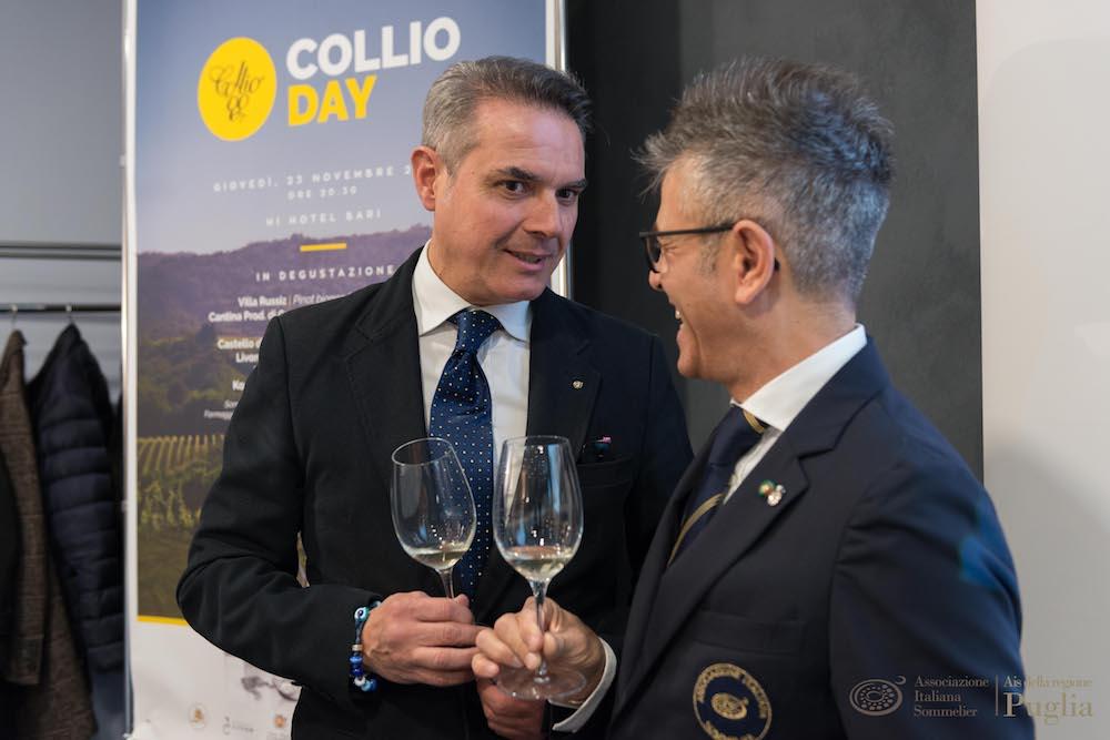 Degustazione dei vini del Collio Friulano 23 novembre 2017