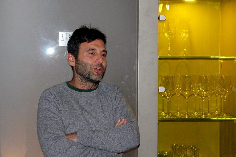 Bistrot26 – il viticoltore Damiano Ciolli