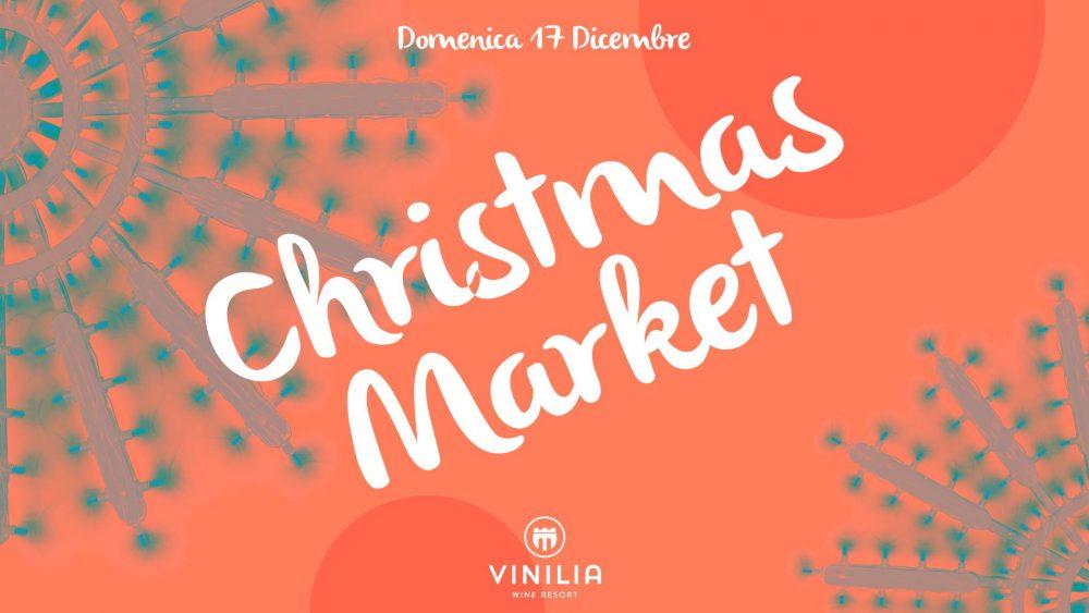 Christmas Market a Vinilia