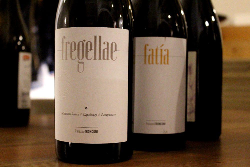 Bistrot26 – Fregellae e Fatia' i vini di Palazzo Tronconi