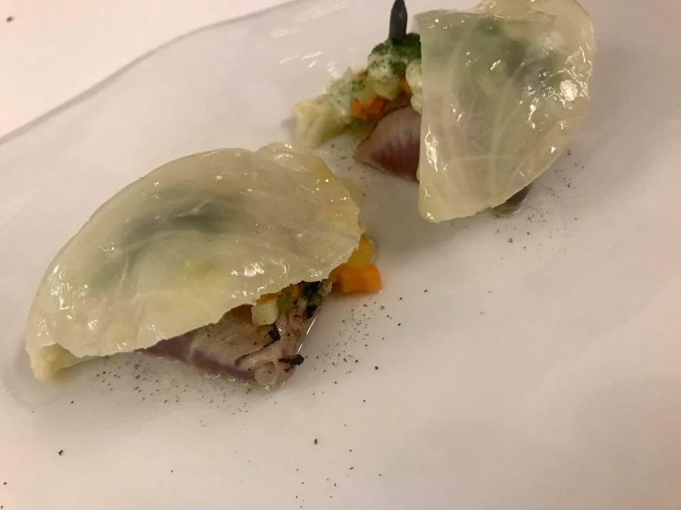 Piazzetta Milu', insalata di tonno