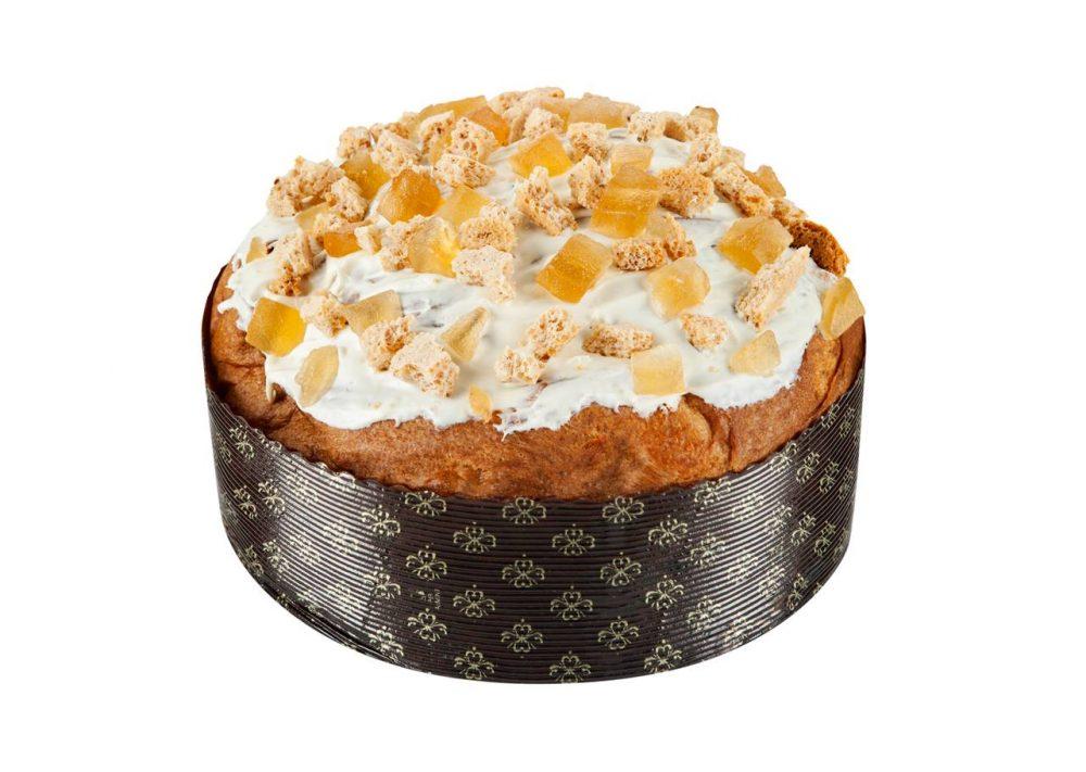 Sal De Riso - Ricotta e pera - pasta alla vaniglia, ricotta, pere candite e biscotto alla nocciola