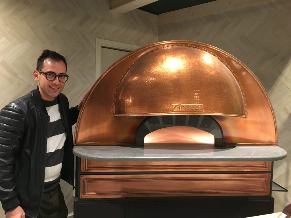 400 Gradi - Andrea Godi e il nuovo forno