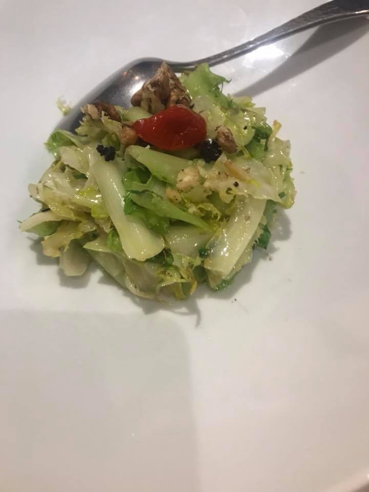 Braceria Bifulco, insalata