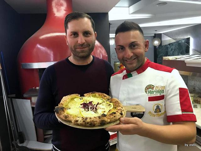 Agorini Pizzeria Gourmet Salvatore Impero ed Emilio Agorini