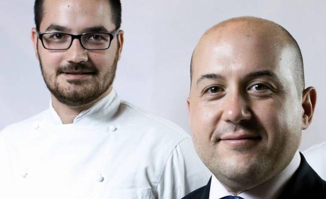 Alessandro Pipero e Luciano Monosilio