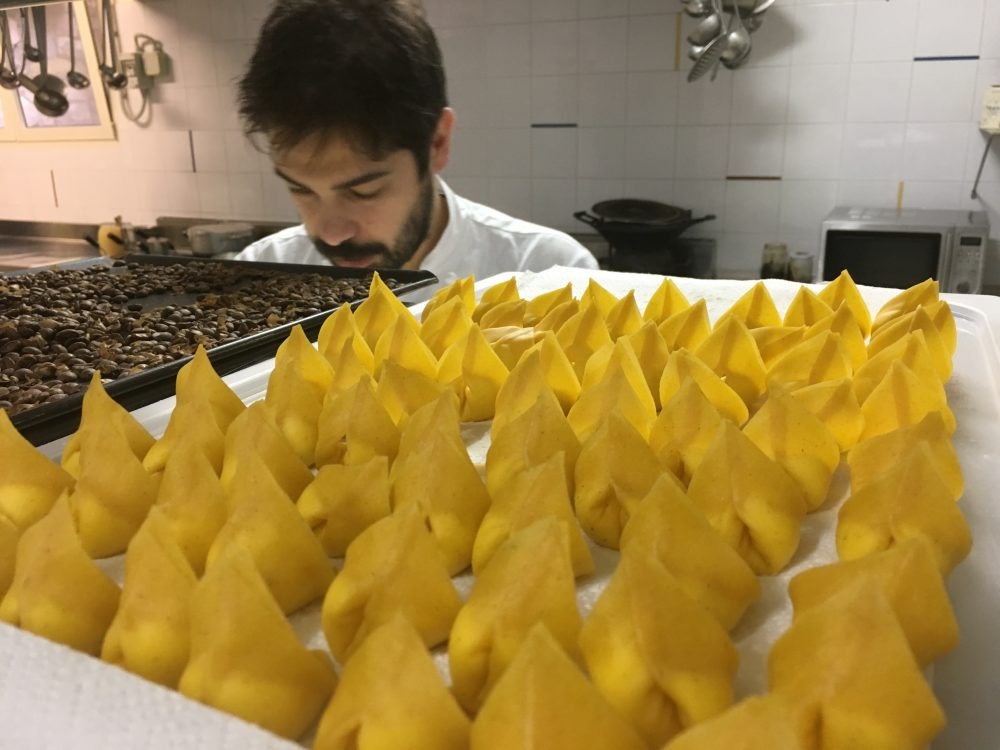 Arbustico - i tortellini di Cristian Torsiello